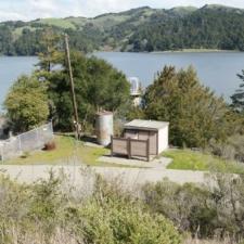 San Pablo Reservoir Observation Point Today