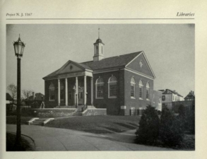 Harrison, New Jersey Library