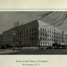 Library of Congress Annex