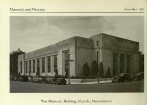 Holyoke War Memorial Building
