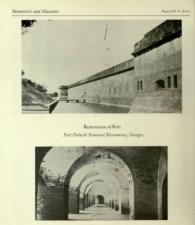 Restoration of Fort Pulaski