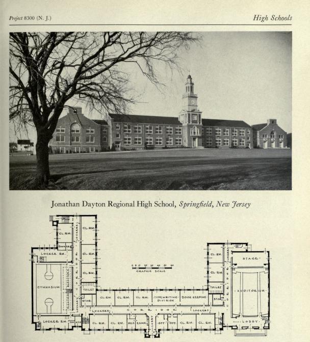 Jonathan Dayton School, Springfield, New jersey