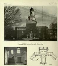 Norwalk City Hall (Then High School)