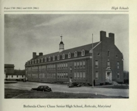 Bethesday-Chevy Chase High School