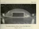 Gymnasium, Lee Williams High School, Arizona