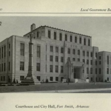 Fort Smith Courthouse and City Hall