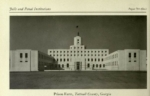 Georgia State Prison Archive Photo