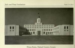 Georgia State Prison Archive Photo