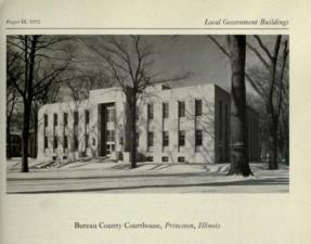 Bureau County Courthouse