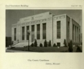 Clay County Collectors Office (1930s)