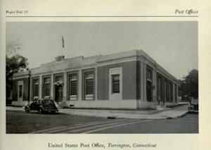 Torrington Post Office