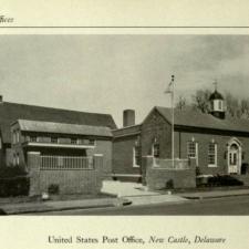 New Castle, Delaware Post Office