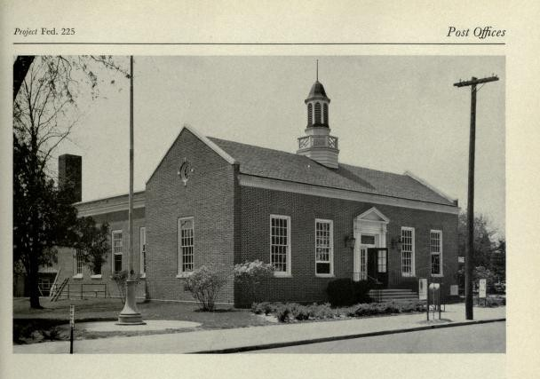 Easton, Maryland Post Office