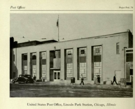 Lincoln Park, Chicago Post Office