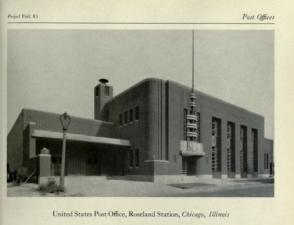 Roseland Station, Chicago Post Office
