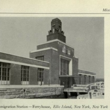 Immigration Station, Ellis Island