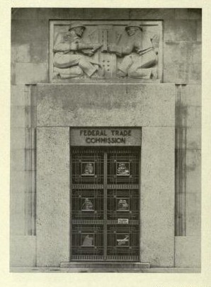 Federal Trade Commission Building Sculpture & Federal Trade Commission Bas-Reliefs - Washington DC - Living New Deal