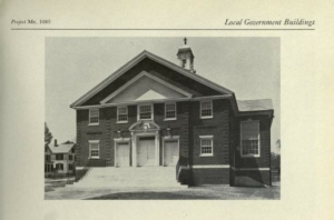 Town Hall, Berwick, Maine