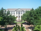 Vol Walker Hall, University of Arkansas