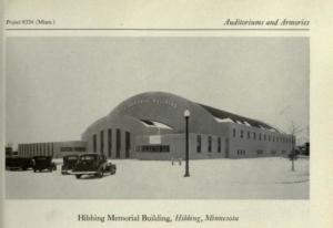 Hibbing Memorial Building