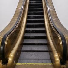 Escalator, Udall Department of Interior Building - Washington DC