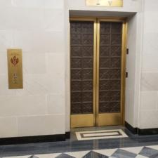 Elevator, Udall Department of Interior Building - Washington DC