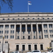 Udall Department of Interior Building - Washington DC
