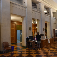 Library, Udall Department of Interior Building - Washington DC