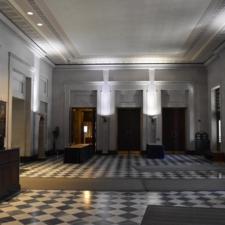 Lobby, Udall Department of Interior Building - Washington DC