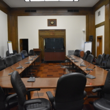 Conference Room, Udall Department of Interior Building - Washington DC