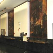 Madison Square Post Office Interior