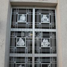 McVey, Exterior door grilles,Federal Trade Commission Building - Washington D