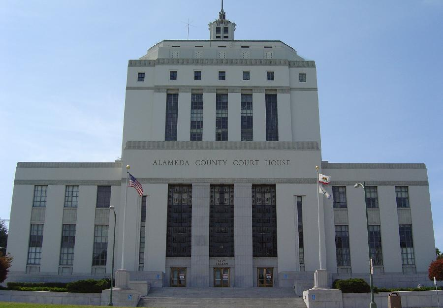 Alameda County Courthouse - Oakland CA - Living New Deal