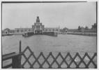 Ellis Island Ferry House, 1938