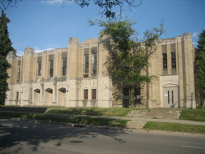 Rockford Illinois State Armory