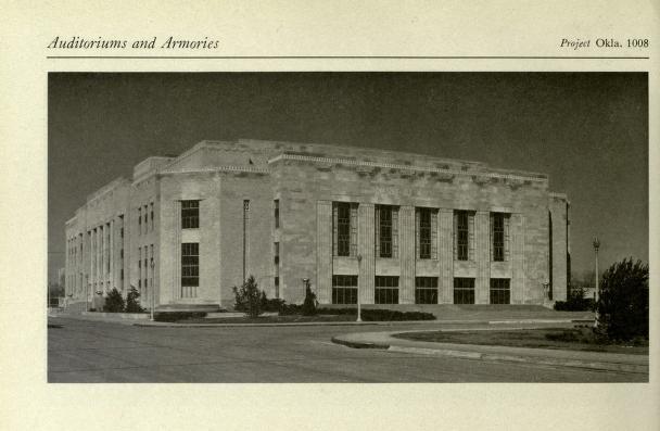 Civic Center Music Hall, Oklahoma City, Oklahoma