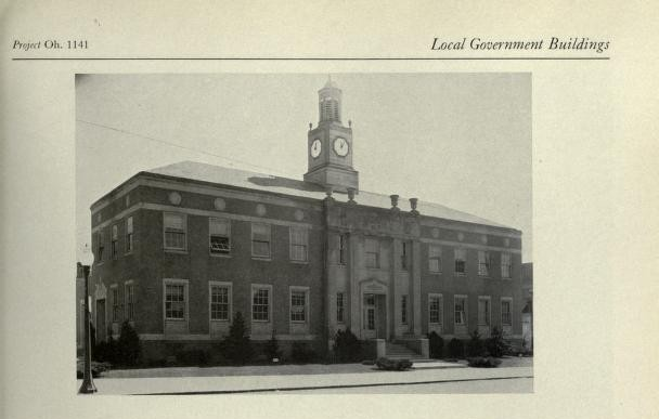 Delaware, Ohio City Hall