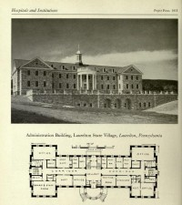 Laurelton Center Administration Building