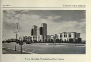 Philadelphia Naval Hospital
