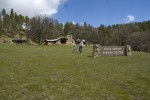 Norbeck Visitors Center, Custer State Park - Custer SD