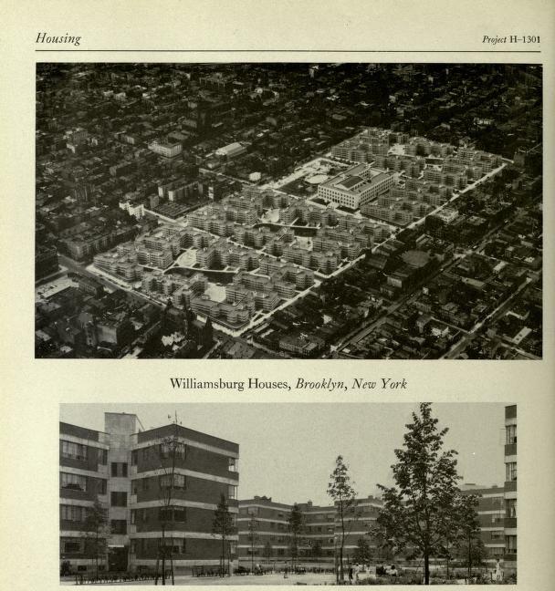 Williamsburg Houses