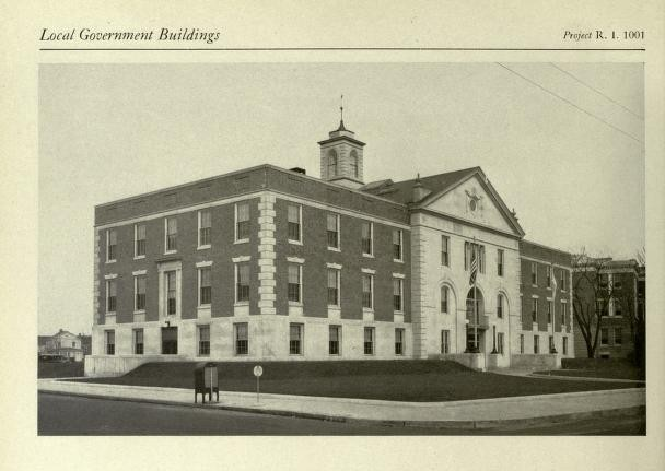 Cranston City Hall