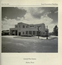 Austin Central Fire Station