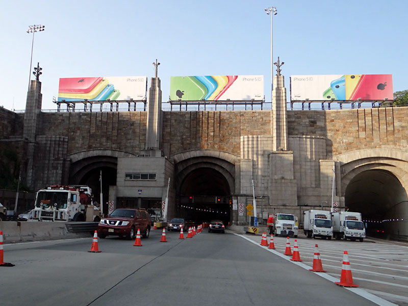 Lincoln Tunnel New York To New Jersey Living New Deal
