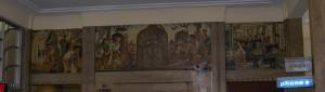 Bridgeport Post Office Arthur Covey Mural