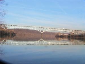 Homestead High Level Bridge