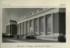 Alderman Library, University of Virginia