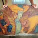 Modesto P.O. mural