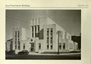 Hamilton, Ohio Heritage Hall Museum (1930s)