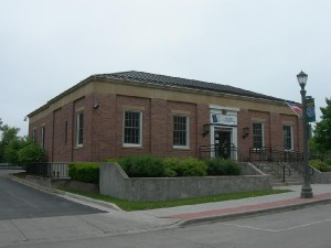 Chilton Post Office